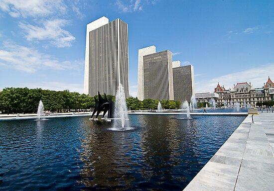 The Capital Plaza by barkeypf