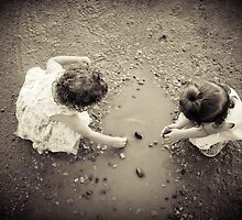 friends - dresses and mud by ryanthomas