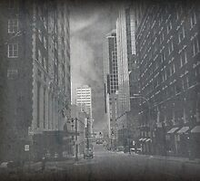 Cityscapes - The way things were.. and are..  by ShadowDancer