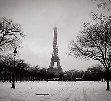 A Glimpse of Paris by Kathryn Steel
