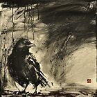 black rain  by mimi yoon