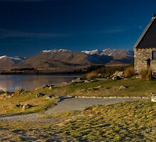 Church of the Good Shepherd by Lesley Williamson