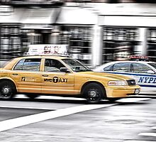 NY Speed by Jo-PinX