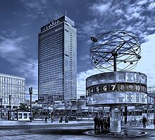 Berlin Alexanderplatz by Jo-PinX