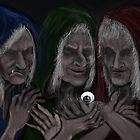 THE GRAEAE SISTERS by razar1