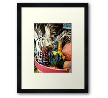 Autumn is Here! Framed Print