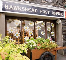 Hawkshead Post Office  by DIANE  FIFIELD