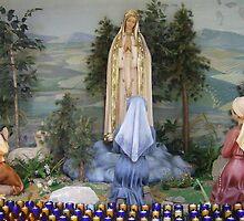 Our Lady of Fatima  by Natasha  DeMatteo