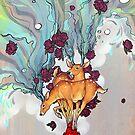 Oh Deer Oh My by Anastasiya Drake