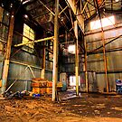 Deserted Factory. by trevorb