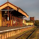 Queenscliff Railway Station by Lynden