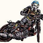 Chris Holder, Australian speedway, 2010 British Grand Prix winner by GregPics
