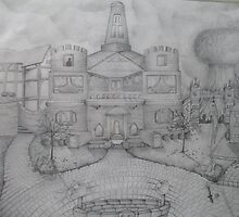 Shakespear's Mansion by Gary Goza II