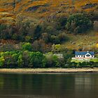 Little House on the Loch by Malc Foy