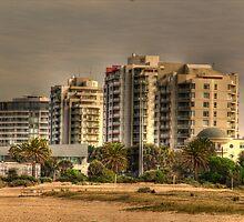 Port Melbourne by Gerard Rotse