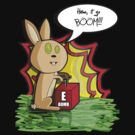 E-Bomb Bunny by Sean Cuddy