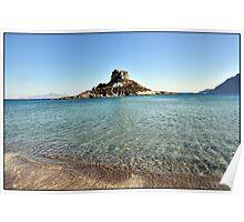 Greece - KOS - Agios Stefanos Poster