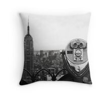 ESB Throw Pillow