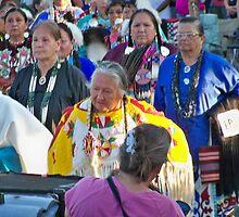 Tribe Elder by Diane Trummer Sullivan