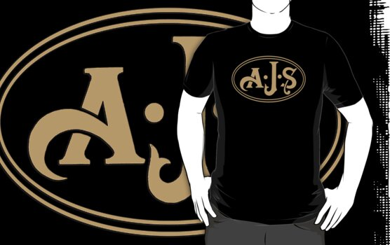 AJS by Robin Brown