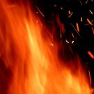 Fire #1 by David Chadderton