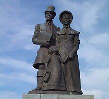 1820 Settler Memorial by rualexa