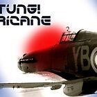 Achtung! Hurricane by David Chadderton