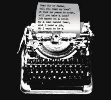 Beatles Fan Letter by Philip Drury