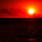 Darwin Harbour Sunset  by Jaxybelle