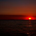 Darwin Harbour Sunset 3 by Jaxybelle