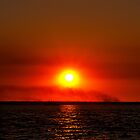Darwin Harbour Sunset 4 by Jaxybelle
