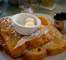 Best French Toast Ever by Yvonne Roberts