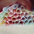 I See Straws by Stephiee