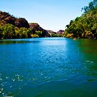 Kayaking Katherine Gorge 2 by Jaxybelle