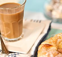 Coffee Danish by ╰⊰✿Sue✿⊱╮ Nueckel