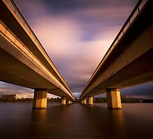 Commonwealth Bridge by DaveBassett