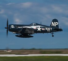 Corsair has some speed by Henry Plumley