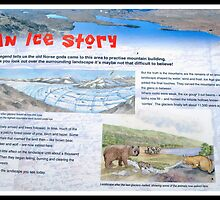 History of Ice Age in Lochinver by Robert Paterson