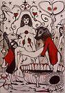 A Bloodbath For Countess Elizabeth  by John Dicandia  ( JinnDoW )