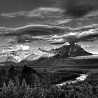 Snake River Overlook by Justin Baer