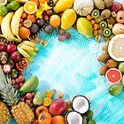 Exotic Fruits by pther