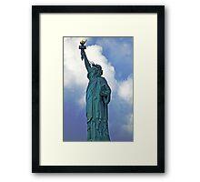 Lady Liberty II Framed Print