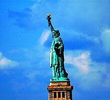 Lady Liberty III by photojeanic