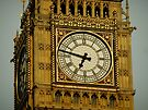 The face of Big Ben by Themis