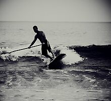 Paddleboard by PeggySue67