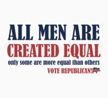 All Men are Created Equal by LarryGambon