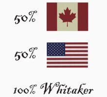 100% Whitaker by Kevin  Whitaker