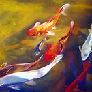Koi by Lynda Robinson