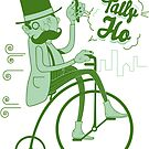Tally Ho by GordonGraphics