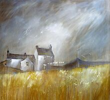 Pinfold House, the Home of My Ancestors. by Sue Nichol